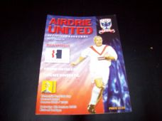 Airdrie United v Threave Rovers, 2002/03 [SFA]